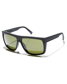 BLACK MATTE GREY MENS ACCESSORIES ELECTRIC SUNGLASSES - EE12801020BLKMG