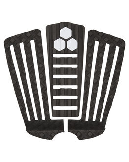 BLACK WHITE BOARDSPORTS SURF CHANNEL ISLANDS TAILPADS - 19493100001BLACKWH