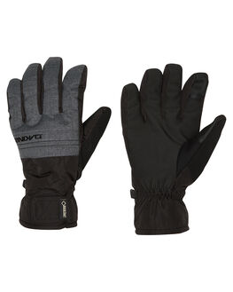 CARBON BOARDSPORTS SNOW DAKINE GLOVES - 01100110CARB