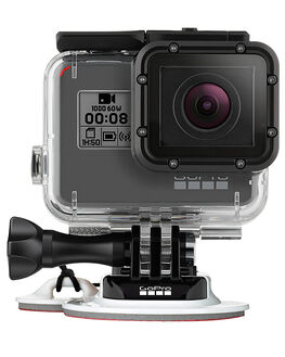 BLACK MENS ACCESSORIES GOPRO AUDIO + CAMERAS - ASURF-001BLK