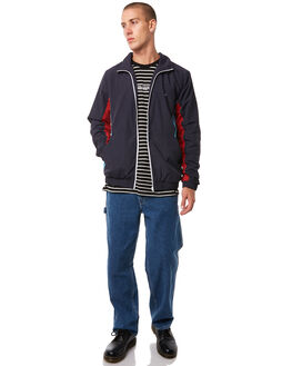 NAVY SPORT MENS CLOTHING BARNEY COOLS JACKETS - 503-CR1NSPRT