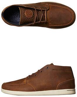 BROWN MENS FOOTWEAR REEF SNEAKERS - 3422BRO
