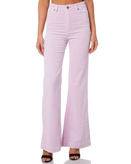 HEATHER CORD WOMENS CLOTHING ROLLAS JEANS - 130954677