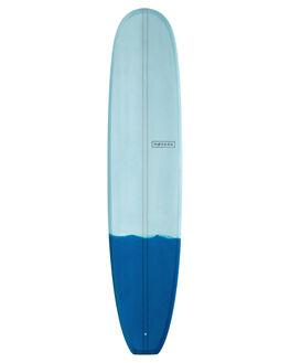 TWO TONE BLUE BOARDSPORTS SURF MODERN LONGBOARDS GSI SURFBOARDS - MD-RETROPU-BLT