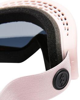 PINK JET BLACK BOARDSPORTS SNOW ELECTRIC GOGGLES - EG2118300PNK