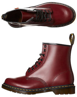 CHERRY MENS FOOTWEAR DR. MARTENS BOOTS - SS11822600CHEM
