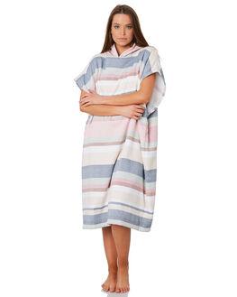 MULTI STRIPE WOMENS ACCESSORIES O'NEILL TOWELS - 4722203MLT