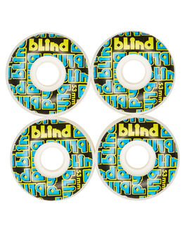 YELLOW BOARDSPORTS SKATE BLIND ACCESSORIES - 10111167YLLW