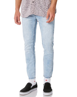 CENTRAL BLUE MENS CLOTHING INSIGHT JEANS - 5000001946CBLU
