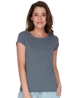 TURBULENCE WOMENS CLOTHING ROXY TEES - ERJZT04367KYM0