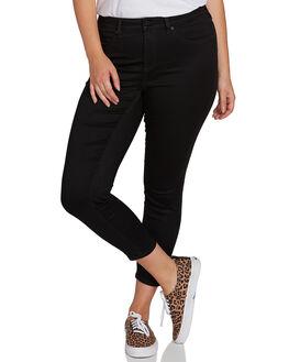 BLACK OUT WOMENS CLOTHING VOLCOM PANTS - B1911805PBKO