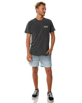 BLACK MENS CLOTHING BILLABONG TEES - 9572025BLK