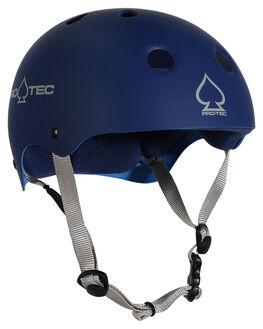 MATTE BLUE BOARDSPORTS SKATE PRO TEC ACCESSORIES - 200010MBLU