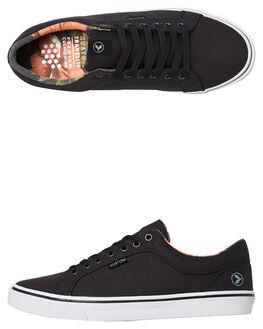 BLACK PALMS MENS FOOTWEAR KUSTOM SNEAKERS - 4984125BPLMS