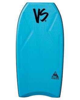 AQUA FLURO YELLOW BOARDSPORTS SURF VS BODYBOARDS BODYBOARDS - V19VISION41AQAQFY