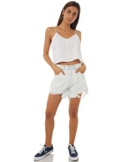 MIAMI WOMENS CLOTHING A.BRAND SHORTS - 710233236