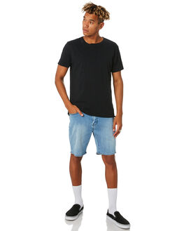 THRASH FADE MENS CLOTHING LEE SHORTS - L-606510-LM7THFDE