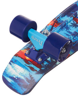 MULTI BOARDSPORTS SKATE PENNY COMPLETES - PNYCOMP22425MULTI