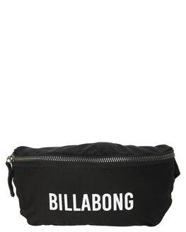 bbe07c5392 BLACK WOMENS ACCESSORIES BILLABONG BAGS + BACKPACKS - 6681257ABLK