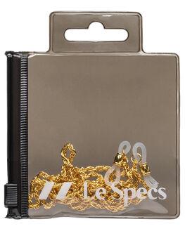 GOLD WOMENS ACCESSORIES LE SPECS SUNGLASSES - CHN1805459GLD