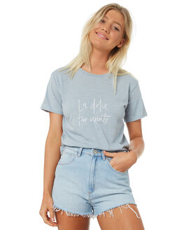 MINT WOMENS CLOTHING TEE INK TEES - VAW1004MNT