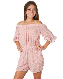 DITSY PRINT KIDS GIRLS EVES SISTER DRESSES + PLAYSUITS - 9520024PRNT