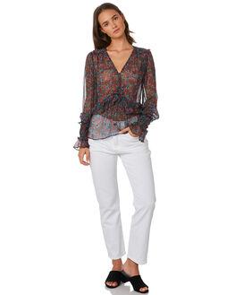 WILDFLOWER PRAIRI WOMENS CLOTHING STEVIE MAY FASHION TOPS - SL190601TWILDFL