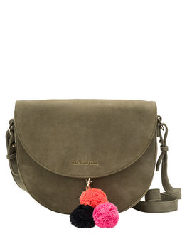 SAGE WOMENS ACCESSORIES THE WOLF GANG BAGS - TWGSAD001SASAGE