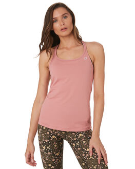 POWDERED PINK WOMENS CLOTHING LORNA JANE ACTIVEWEAR - 071912PWD