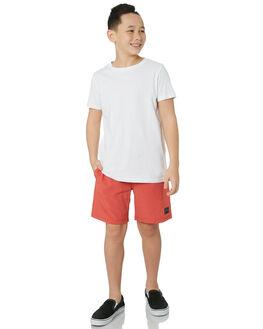 CHRYSANTHEMUM KIDS BOYS RUSTY BOARDSHORTS - BSB0323CRH