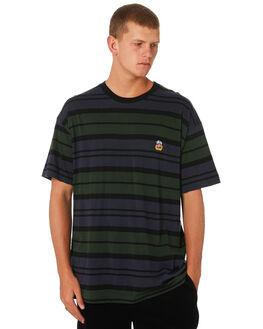 BOTTLE MENS CLOTHING STUSSY TEES - ST091105BOT