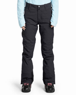 BLACK BOARDSPORTS SNOW BILLABONG WOMENS - BB-L6PF04S-BLK