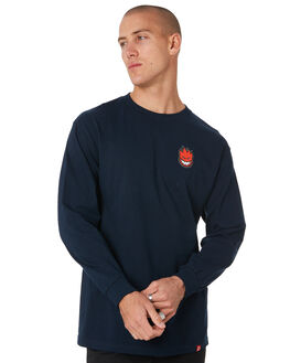 NAVY MENS CLOTHING SPITFIRE TEES - 52010066ANVY