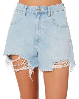 SUN BUSTED WOMENS CLOTHING WRANGLER SHORTS - W-951258-HV1