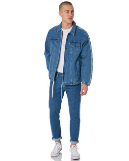BUZZER BEATER MENS CLOTHING LEVI'S JACKETS - 57850-0000