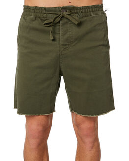 FATIGUE MENS CLOTHING THE CRITICAL SLIDE SOCIETY SHORTS - ASW1706FAT