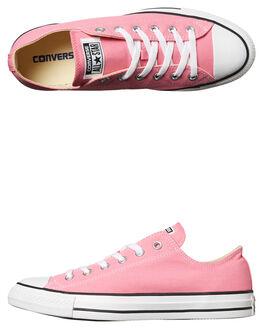 PINK WOMENS FOOTWEAR CONVERSE SNEAKERS - SS19007PINKW