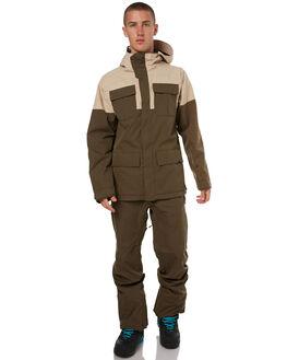 TEAK BOARDSPORTS SNOW VOLCOM MENS - G0651811TEK