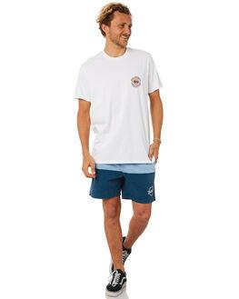 WHITE MENS CLOTHING BILLABONG TEES - 9582027WHT