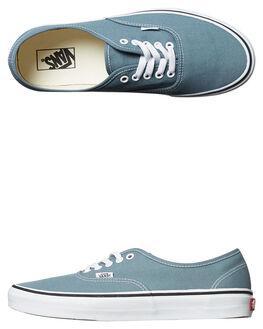 GOBLIN BLUE WHITE MENS FOOTWEAR VANS SNEAKERS - VNA38EM2LJBLU