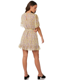 PURPLE RAIN WOMENS CLOTHING THE EAST ORDER DRESSES - EO190611DPUR