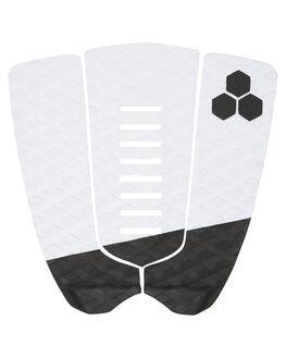 WHITE BLACK BOARDSPORTS SURF CHANNEL ISLANDS TAILPADS - 21024100103WHIBK