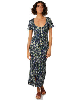 MULTI WOMENS CLOTHING SWELL DRESSES - S8194443MULTI