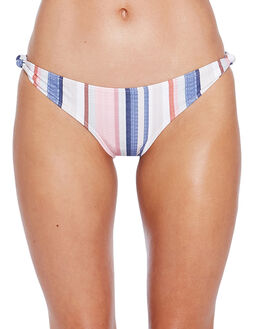 MULTI STRIPE WOMENS SWIMWEAR O'NEILL BIKINI BOTTOMS - 5421904MUL