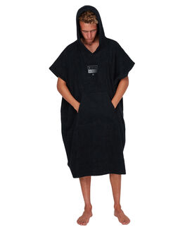 BLACK MENS ACCESSORIES BILLABONG TOWELS - BB-9795705-BLK