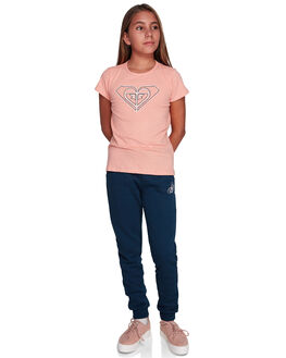 DRESS BLUES KIDS GIRLS ROXY PANTS - ERGFB03105-BTK0