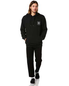BLACK MENS CLOTHING SWELL JUMPERS - S5184465BLACK