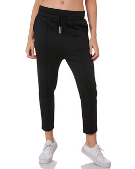BLACK WOMENS CLOTHING C&M CAMILLA AND MARC PANTS - VCMP4325BLK