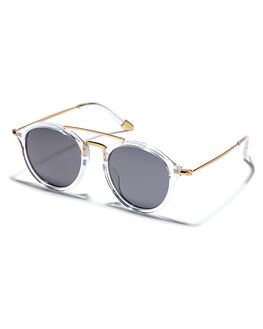 CRYSTALGREY MENS ACCESSORIES SABRE SUNGLASSES - SS6-505CR-GCRYST