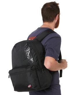 BLACK MENS ACCESSORIES SANTA CRUZ BAGS + BACKPACKS - SC-MAC9303BLK